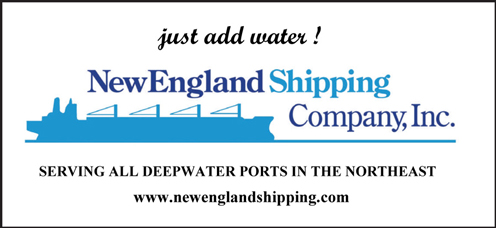 new england shipping
